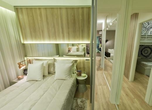 Dormitorio - Fachada - Plano&Parque Ecológico - 1085 - 11