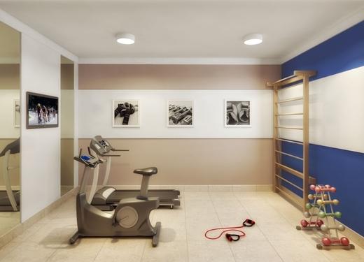 Fitness - Fachada - Plano&Parque Ecológico - 1085 - 17