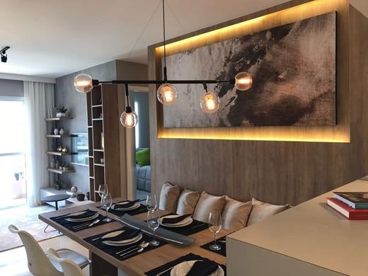 Living - Fachada - Luar do Pontal Residencial - 205 - 5