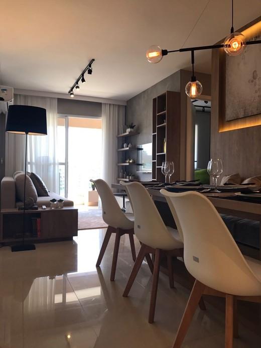 Living - Fachada - Luar do Pontal Residencial - 205 - 7