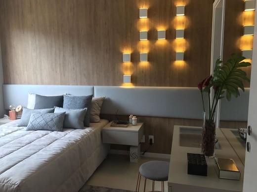 Dormitorio - Fachada - Luar do Pontal Residencial - 205 - 9