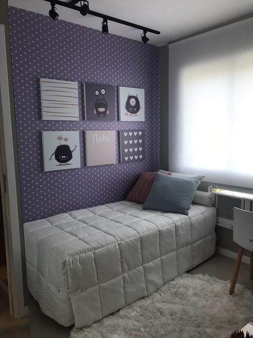 Dormitorio - Fachada - Luar do Pontal Residencial - 205 - 13