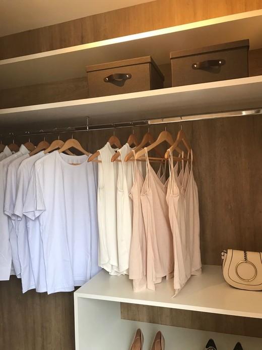 Closet - Fachada - Luar do Pontal Residencial - 205 - 15