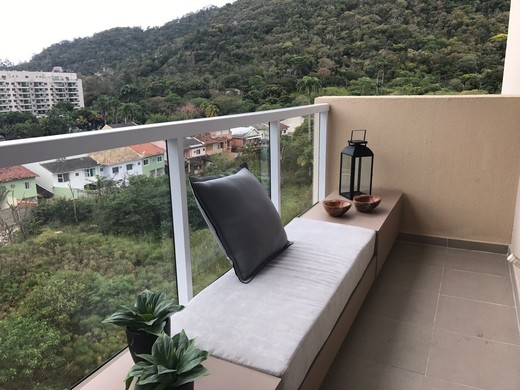 Varanda - Fachada - Luar do Pontal Residencial - 205 - 17