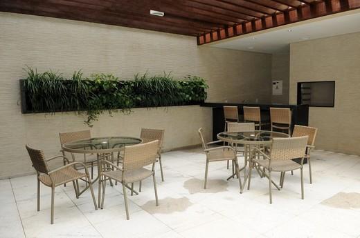 Churrasqueira - Fachada - Luar do Pontal Residencial - 205 - 23