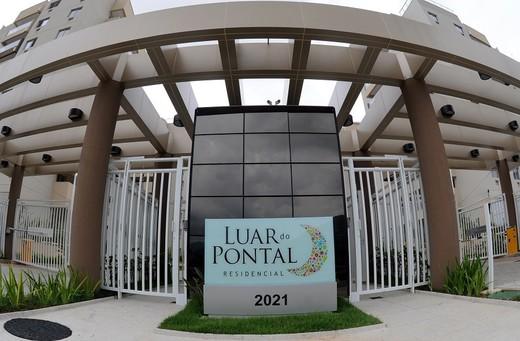 Portaria - Fachada - Luar do Pontal Residencial - 205 - 2