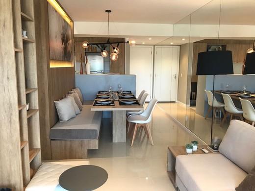 Living - Fachada - Luar do Pontal Residencial - 205 - 6