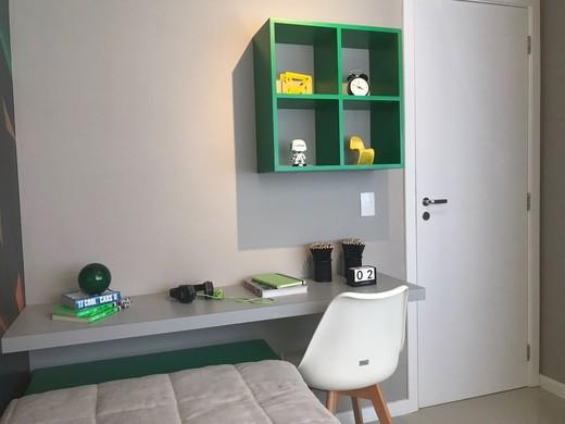 Dormitorio - Fachada - Luar do Pontal Residencial - 205 - 10
