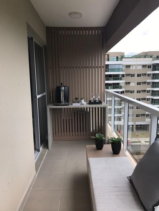 Varanda - Fachada - Luar do Pontal Residencial - 205 - 18