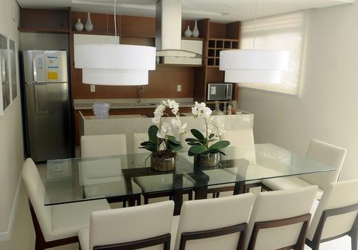 Salao gourmet - Fachada - Luar do Pontal Residencial - 205 - 22