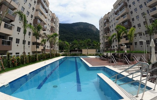 Piscina - Fachada - Luar do Pontal Residencial - 205 - 26