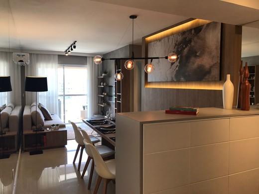 Living - Fachada - Luar do Pontal Residencial - 205 - 8