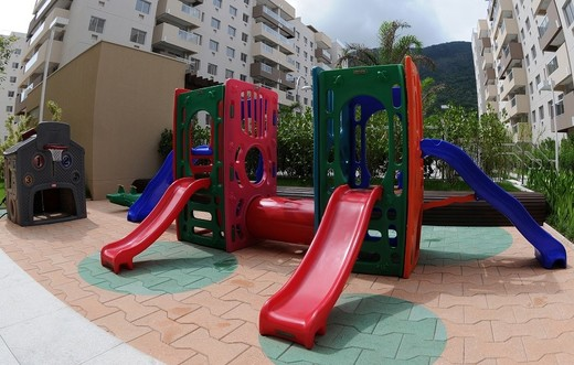 Playground - Fachada - Luar do Pontal Residencial - 205 - 24