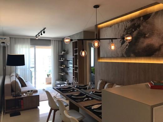 Living - Fachada - Luar do Pontal Residencial - 205 - 4