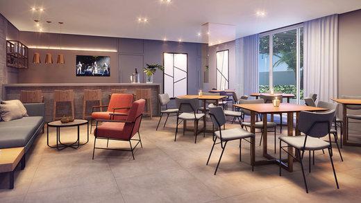Salao de festas - Apartamento à venda Rua Camargo,Butantã, Zona Oeste,São Paulo - R$ 707.200 - II-14644-24632 - 10