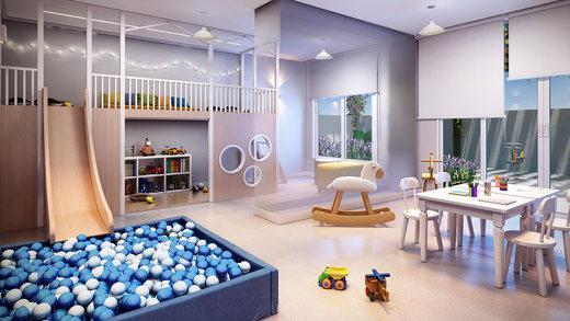 Espaco kids - Apartamento à venda Rua Camargo,Butantã, Zona Oeste,São Paulo - R$ 707.200 - II-14644-24632 - 12
