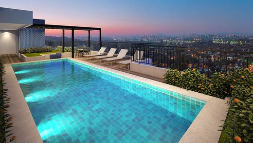 Piscina - Apartamento à venda Rua Camargo,Butantã, Zona Oeste,São Paulo - R$ 707.200 - II-14644-24632 - 14