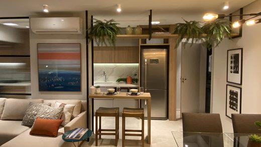Living - Apartamento à venda Rua Camargo,Butantã, Zona Oeste,São Paulo - R$ 707.200 - II-14644-24632 - 6