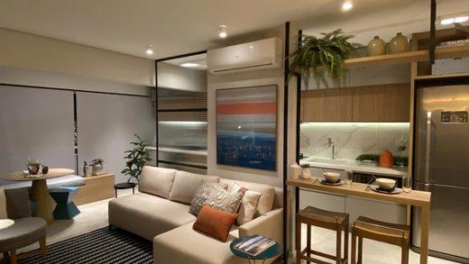 Living - Apartamento à venda Rua Camargo,Butantã, Zona Oeste,São Paulo - R$ 707.200 - II-14644-24632 - 5