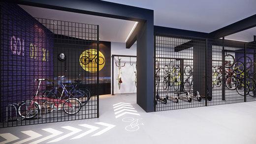 Bicicletario - Apartamento à venda Rua Camargo,Butantã, Zona Oeste,São Paulo - R$ 707.200 - II-14644-24632 - 13