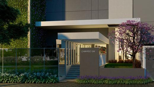 Portaria - Apartamento à venda Rua Camargo,Butantã, Zona Oeste,São Paulo - R$ 707.200 - II-14644-24632 - 3