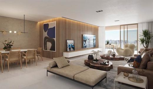Living - Apartamento 6 quartos à venda Barra da Tijuca, Rio de Janeiro - R$ 31.735.460 - II-16763-27415 - 8