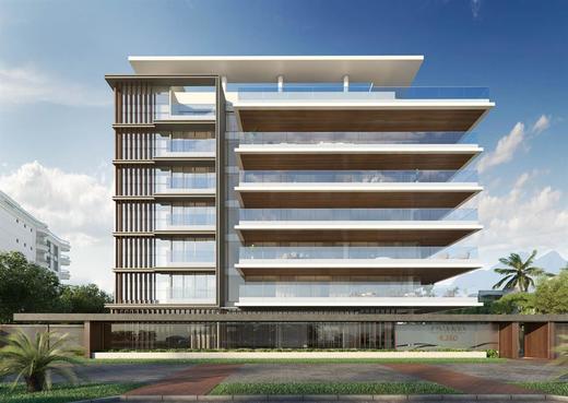 Fachada - Apartamento 6 quartos à venda Barra da Tijuca, Rio de Janeiro - R$ 31.735.460 - II-16763-27415 - 3