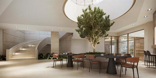 Lobby - Apartamento 6 quartos à venda Barra da Tijuca, Rio de Janeiro - R$ 31.735.460 - II-16763-27415 - 5