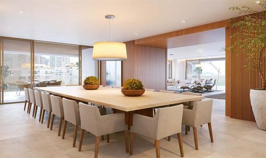 Living - Apartamento 6 quartos à venda Barra da Tijuca, Rio de Janeiro - R$ 31.735.460 - II-16763-27415 - 7