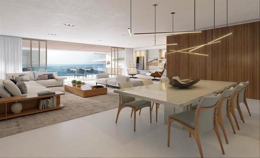 Living - Apartamento 6 quartos à venda Barra da Tijuca, Rio de Janeiro - R$ 31.735.460 - II-16763-27415 - 9