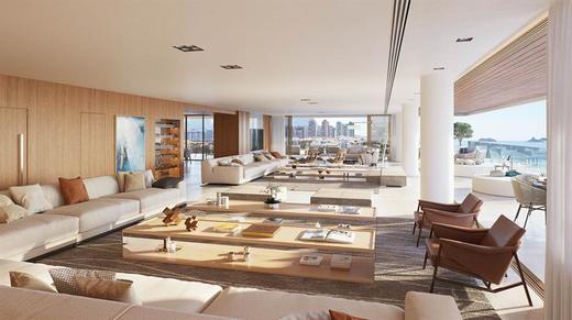 Living - Apartamento 6 quartos à venda Barra da Tijuca, Rio de Janeiro - R$ 31.735.460 - II-16763-27415 - 10