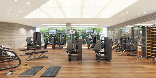 Fitness - Apartamento 6 quartos à venda Barra da Tijuca, Rio de Janeiro - R$ 31.735.460 - II-16763-27415 - 15