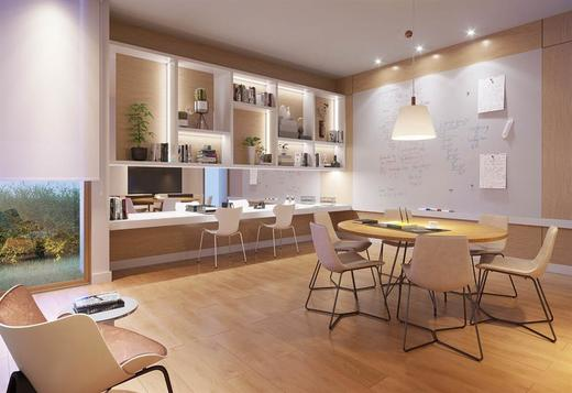 Sala de estudos - Apartamento 6 quartos à venda Barra da Tijuca, Rio de Janeiro - R$ 31.735.460 - II-16763-27415 - 22