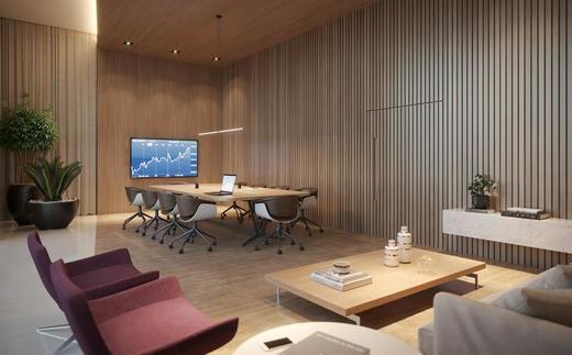 Sala de reuniao - Apartamento 6 quartos à venda Barra da Tijuca, Rio de Janeiro - R$ 31.735.460 - II-16763-27415 - 23