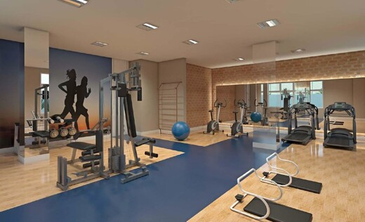Fitness - Fachada - Galeria Family Club - Fase 2 - 932 - 5