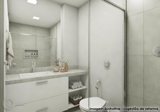 Banheiro - Apartamento 3 quartos à venda Ipanema, Rio de Janeiro - R$ 1.650.000 - II-17931-29777 - 3