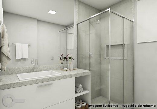 Banheiro - Apartamento 3 quartos à venda Ipanema, Rio de Janeiro - R$ 1.650.000 - II-17931-29777 - 4