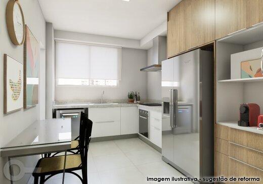 Cozinha - Apartamento 3 quartos à venda Ipanema, Rio de Janeiro - R$ 1.650.000 - II-17931-29777 - 5