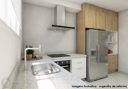 Cozinha - Apartamento 3 quartos à venda Ipanema, Rio de Janeiro - R$ 1.650.000 - II-17931-29777 - 6