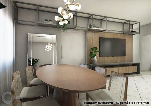 Living - Apartamento 3 quartos à venda Ipanema, Rio de Janeiro - R$ 1.650.000 - II-17931-29777 - 7