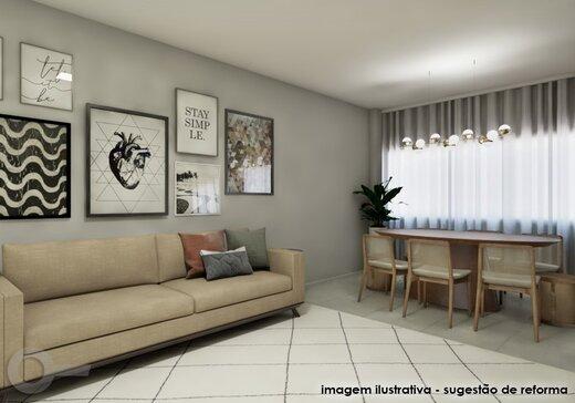 Living - Apartamento 3 quartos à venda Ipanema, Rio de Janeiro - R$ 1.650.000 - II-17931-29777 - 8