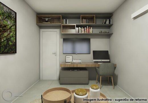 Living - Apartamento 3 quartos à venda Ipanema, Rio de Janeiro - R$ 1.650.000 - II-17931-29777 - 9