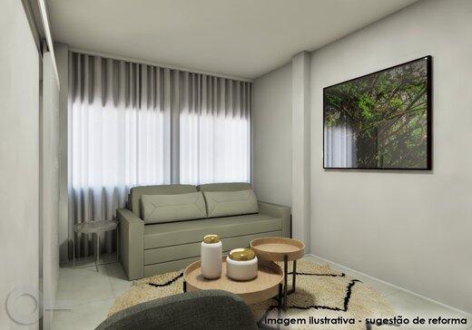 Living - Apartamento 3 quartos à venda Ipanema, Rio de Janeiro - R$ 1.650.000 - II-17931-29777 - 10