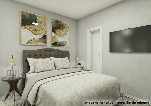 Quarto principal - Apartamento 3 quartos à venda Ipanema, Rio de Janeiro - R$ 1.650.000 - II-17931-29777 - 11
