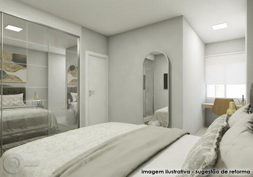 Quarto principal - Apartamento 3 quartos à venda Ipanema, Rio de Janeiro - R$ 1.650.000 - II-17931-29777 - 12