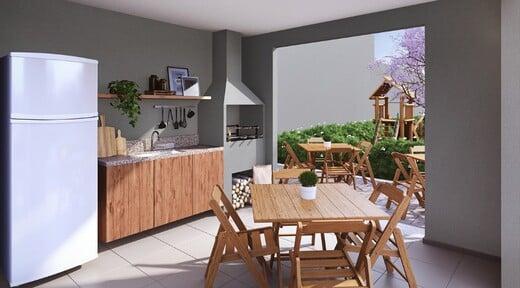 Churrasqueira - Apartamento 2 quartos à venda Jardim da Saúde, São Paulo - R$ 164.900 - II-17904-29740 - 7