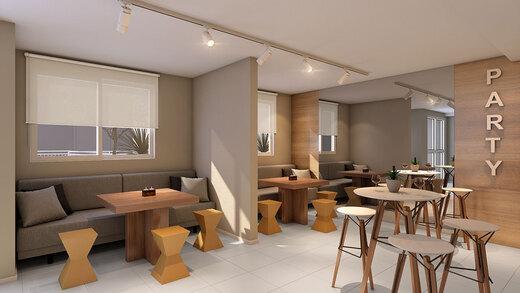 Salao de festas - Apartamento 2 quartos à venda Jardim da Saúde, São Paulo - R$ 164.900 - II-17904-29740 - 6