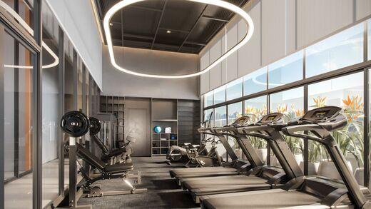 Fitness - Fachada - AD 330 - Breve Lançamento - 905 - 5