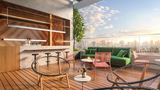 Lounge - Fachada - AD 330 - Breve Lançamento - 905 - 12