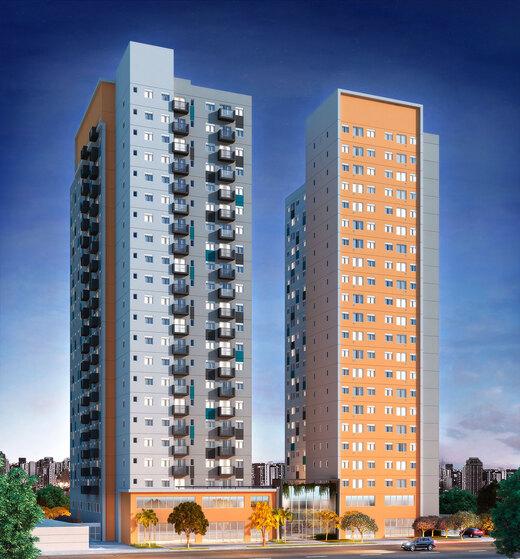 Fachada - Loja 43m² à venda Avenida João Dias,Santo Amaro, São Paulo - R$ 388.800 - II-17903-29739 - 1